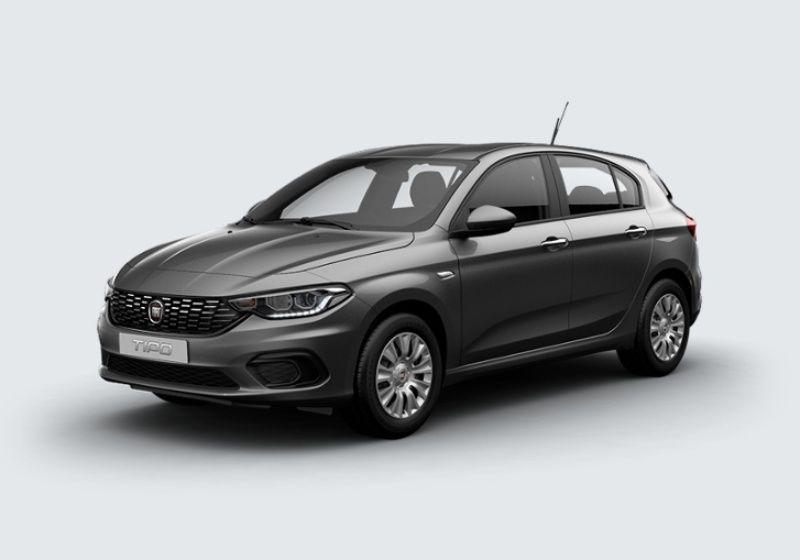 FIAT Tipo 1.3 Mjt S&S 5 porte Easy Grigio Colosseo Km 0 BE0B3EB-39073_esterno_lato_1