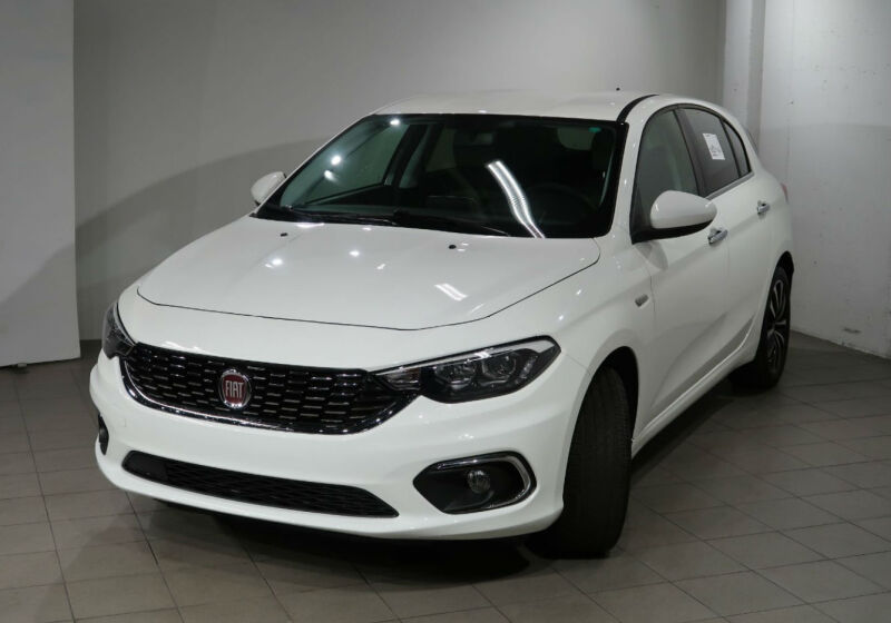 FIAT Tipo 1.3 Mjt S&S 5 porte Lounge Bianco Gelato Km 0 M50BL5M-a