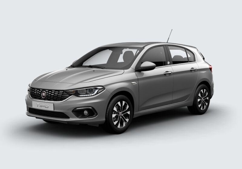 FIAT Tipo 1.3 Mjt S&S 5 porte Mirror Grigio Maestro Km 0 5M0B5M5-46573_esterno_lato_1