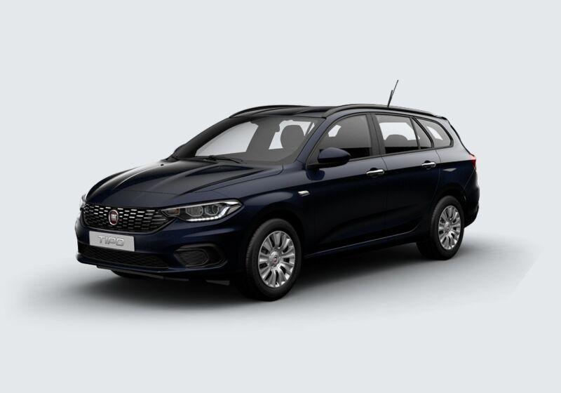FIAT Tipo 1.3 Mjt S&S SW Easy Blu Mediterraneo Km 0 590B495-43853_esterno_lato_1