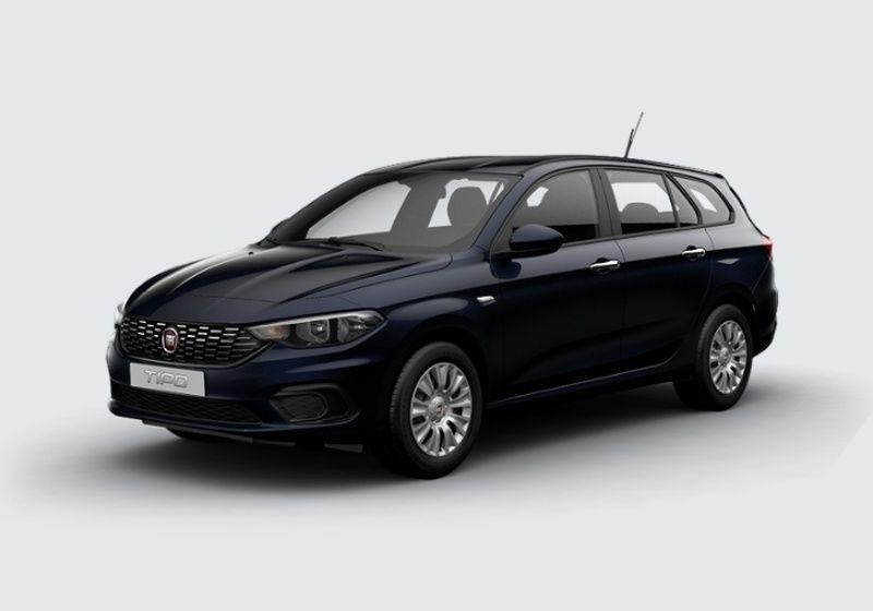 FIAT Tipo 1.3 Mjt S&S SW Pop Blu Mediterraneo Km 0 UT0BDTU-37657_esterno_lato_1