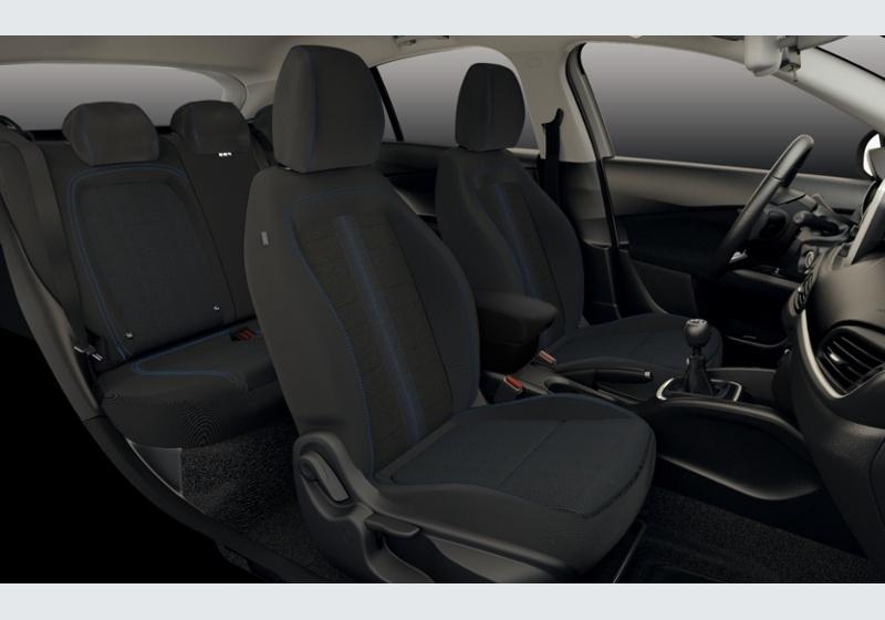FIAT Tipo 1.4 5 porte Easy Grigio Maestro Km 0 SLW0WLS-e