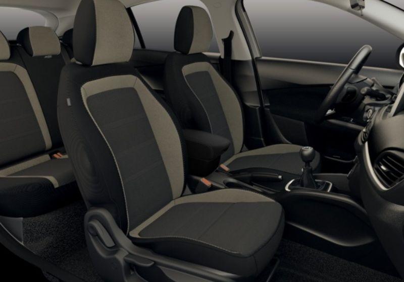 FIAT Tipo 1.4 5 porte Lounge MY20 Grigio Argento Km 0 H90BC9H-35657_interno_lato_6