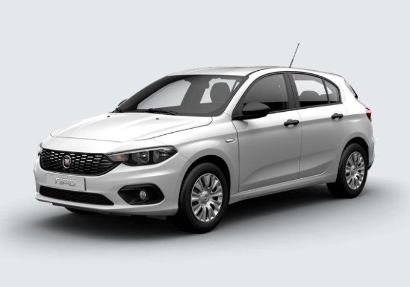 FIAT Tipo 1.4 5 porte Pop Bianco Gelato Km 0 LN0BANL-33326_esterno_lato_1