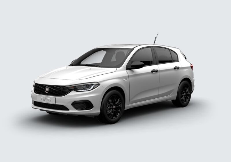 FIAT Tipo 1.4 5 porte Street Bianco Gelato Km 0 MW0B9WM-a