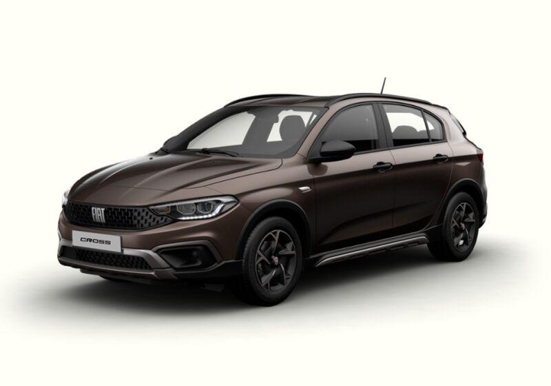 FIAT Tipo 1.6 Mjt S&S 5 porte City Cross Bronzo Magnetico Km 0 3L0CJL3-cross1