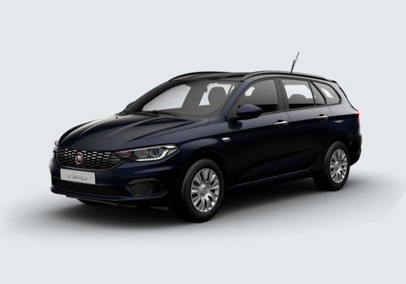 FIAT Tipo 1.6 Mjt S&S SW Easy Blu Mediterraneo Km 0 3E0B3E3-39078_esterno_lato_1