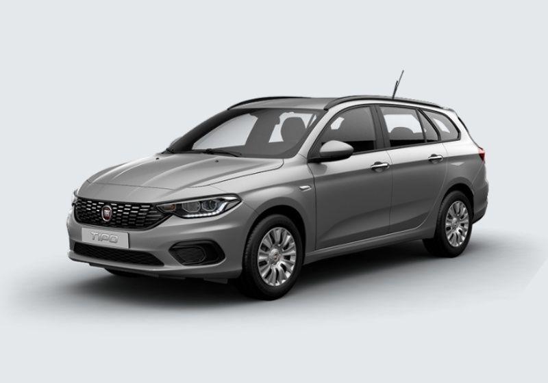 FIAT Tipo 1.6 Mjt S&S SW Easy Grigio Maestro Km 0 5F0B3F5-39149_esterno_lato_1