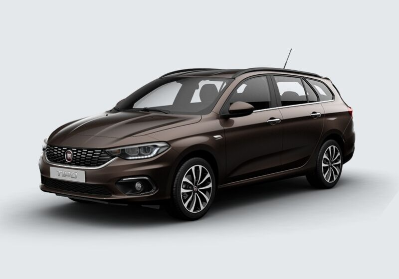 FIAT Tipo 1.6 Mjt S&S SW Lounge Bronzo Magnetico Km 0 4Y0BZY4-65482_esterno_lato_1
