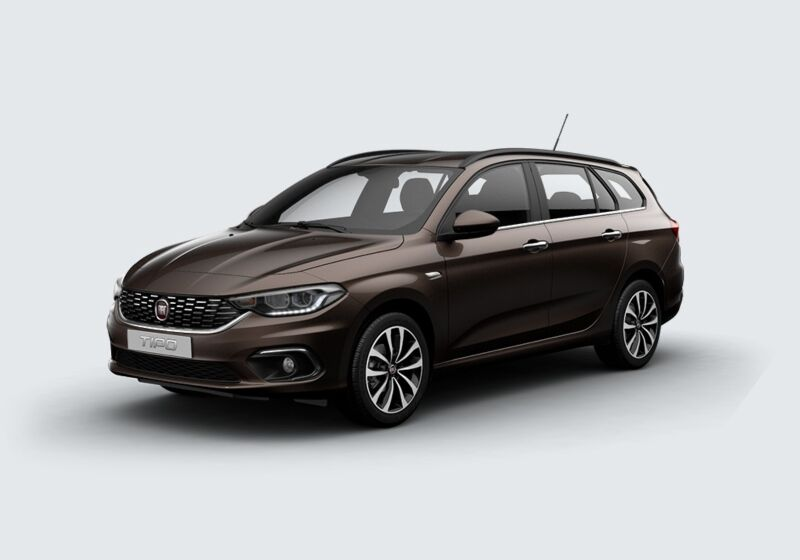 FIAT Tipo 1.6 Mjt S&S SW Lounge Bronzo Magnetico Km 0 7D0BVD7-a