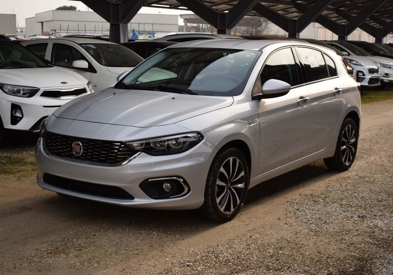 fiat tipo lounge km 0