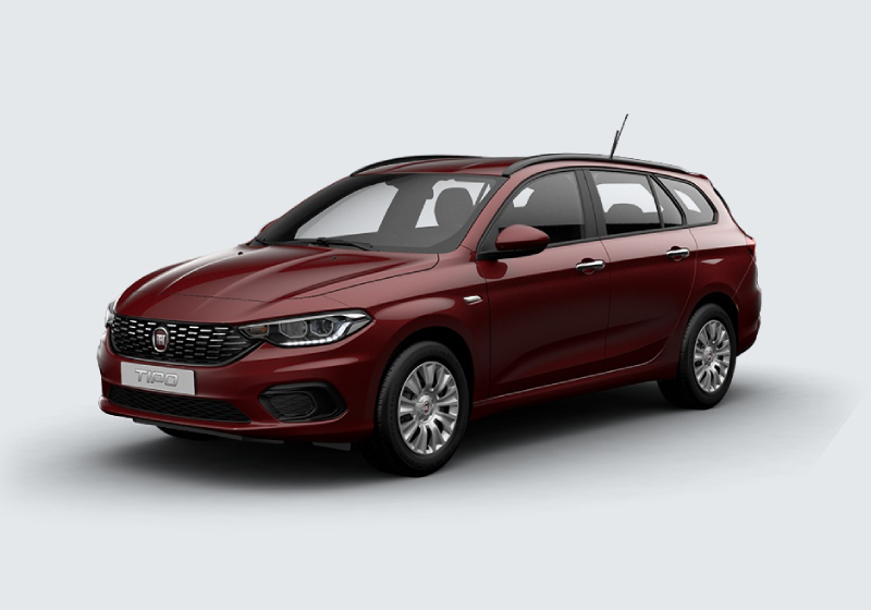 FIAT Tipo 1.6 Mjt S&S SW Easy Rosso amore Km 0 FB0BRBF-a