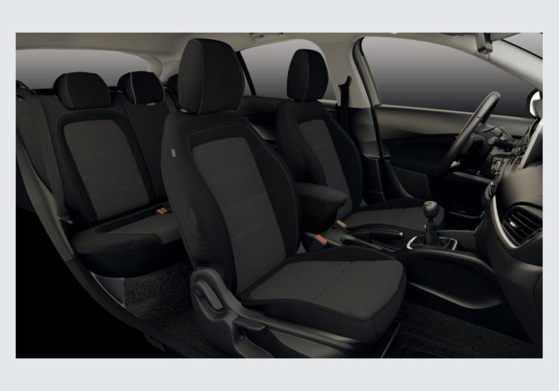 FIAT Tipo 1.6 Mjt S&S 5 porte Lounge Grigio Argento Km 0 2G34O-e