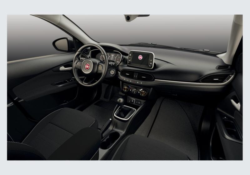 FIAT Tipo 1.6 Mjt S&S DCT 5 porte Lounge Grigio Argento Km 0 8OWI2-d