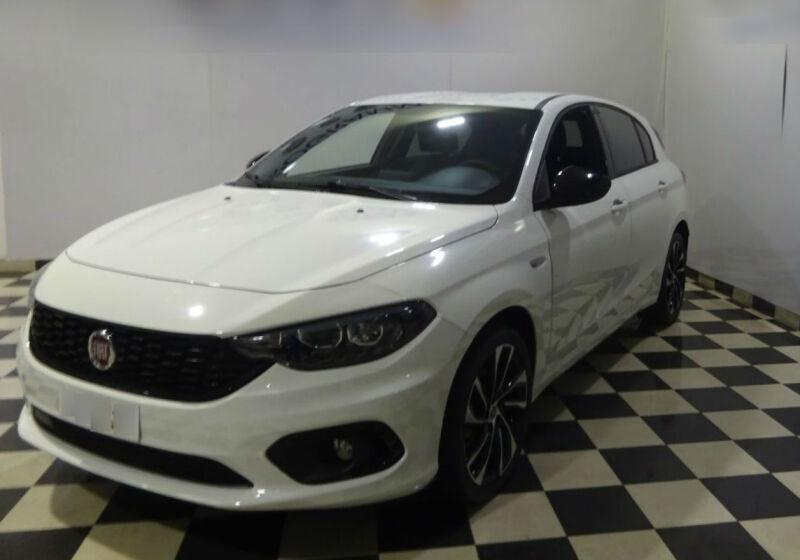FIAT Tipo 5p 1.6 Mjt S-Design Bianco Gelato Km 0 270BN72-a