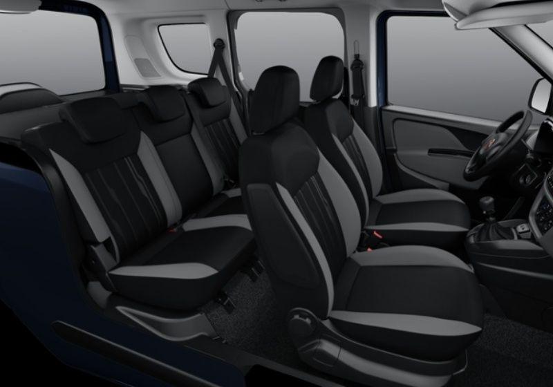 FIAT Doblò 1.4 T-Jet 16V Easy Blu Riviera Km 0 SX0BDXS-37788_interno_lato_6
