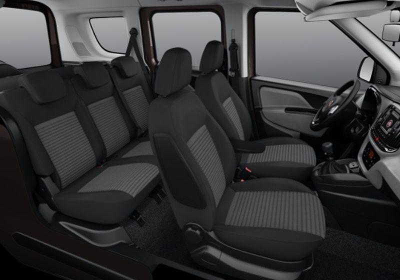 FIAT Doblò 1.4 T-Jet 16V Lounge Bronzo Magnetico Km 0 WD0BEDW-38044_interno_lato_6