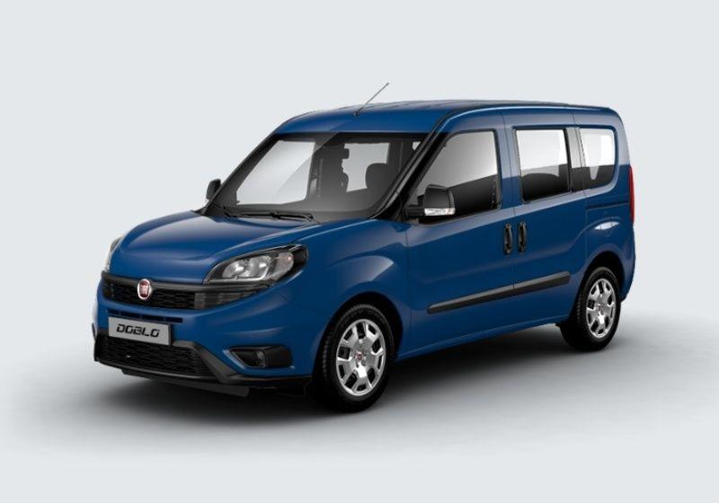 FIAT Doblò 1.6 MJT 120CV S&S Easy Blu Riviera Km 0 EE0BEEE-38053_esterno_lato_1