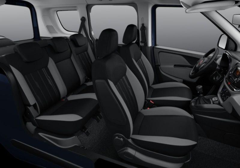 FIAT Doblò 1.6 MJT 120CV S&S Easy Blu Riviera Km 0 EE0BEEE-38053_interno_lato_6