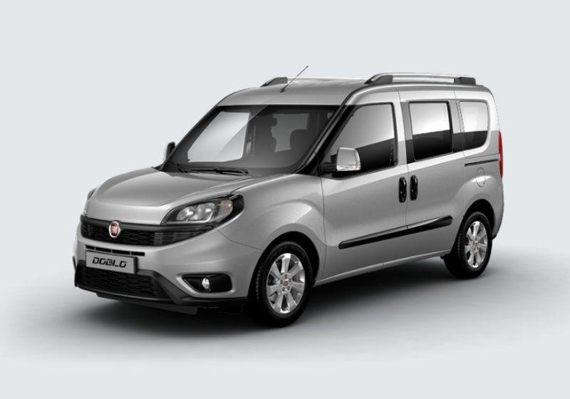 FIAT Doblò 1.6 MJT 95CV S&S Lounge Grigio Maestro Km 0 3A0BCA3-34822_esterno_lato_1