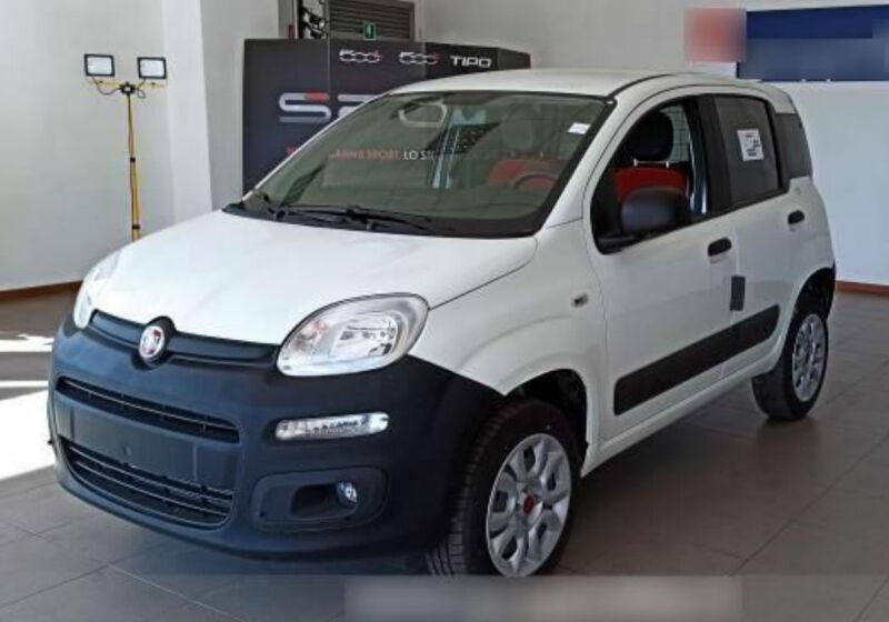 FIAT Panda Van 0.9 Pop 85cv 4x4 2p. Bianco Gelato Km 0 KZ0BRZK-a