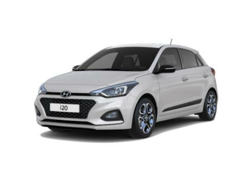 HYUNDAI I20 1.2 mpi Connectline 75cv 5p Sleek Silver Km 0 S60BB6S-a