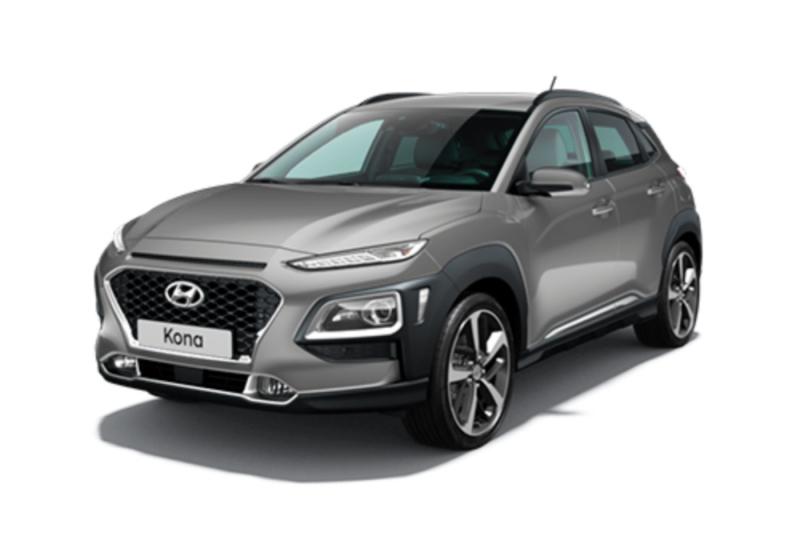 Hyundai Kona 1 0 T Gdi Xprime Lake Silver Km 0 A Soli 19 400 Su Miacar Sqw0wqs