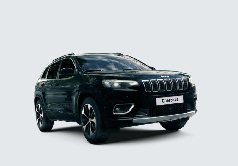 JEEP Cherokee 2.2 Mjt AWD Active Drive I Overland Diamond Black Km 0 FN0BTNF-57895_esterno_lato_1