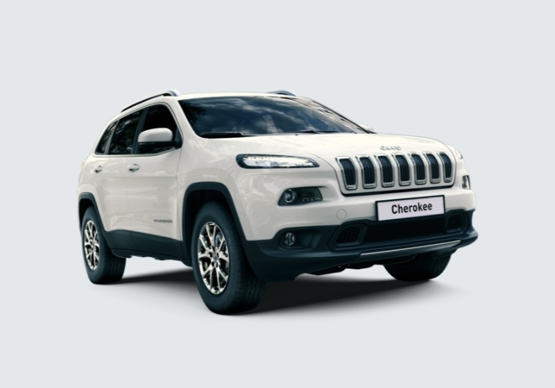 JEEP Cherokee 2.2 Mjt II 185 CV 4WD Active Drive I Longitude Bright White Km 0 WHPDY-1