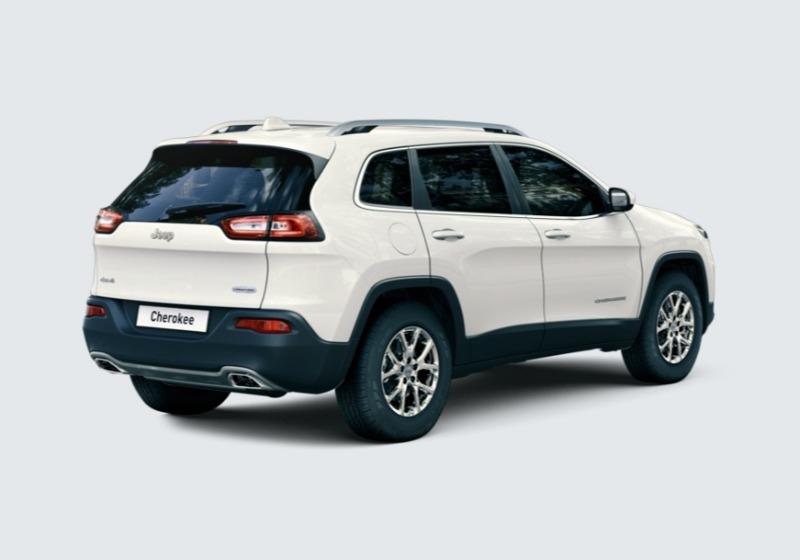 JEEP Cherokee 2.2 Mjt II 185 CV 4WD Active Drive I Longitude Bright White Km 0 WHPDY-3
