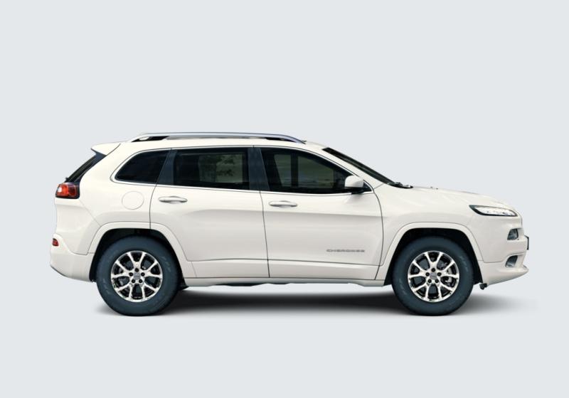 JEEP Cherokee 2.2 Mjt II 4WD Active Drive II Overland Bright White Km 0 3XP98-2