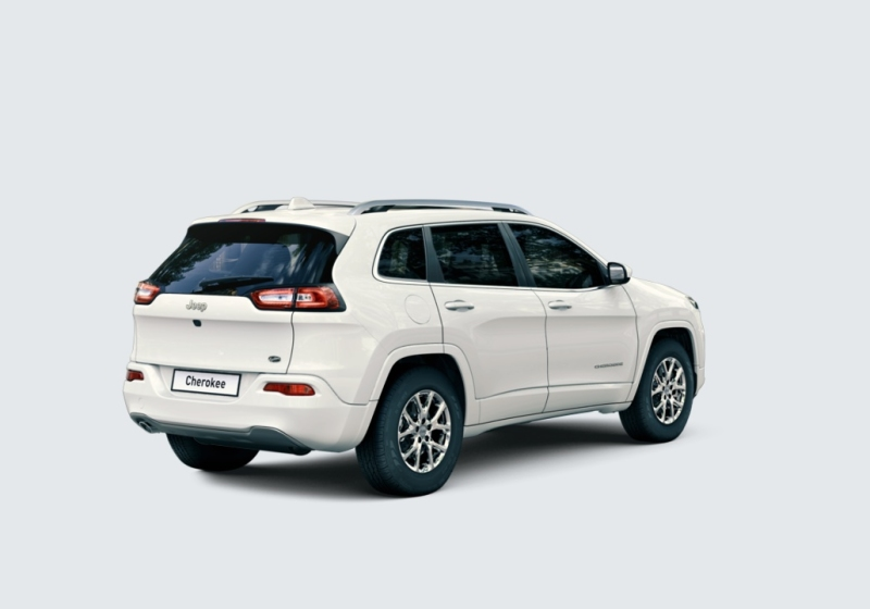 JEEP Cherokee 2.2 Mjt II 4WD Active Drive II Overland Bright White Km 0 3XP98-3