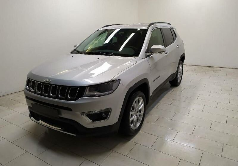 JEEP Compass 1.3 Turbo T4 2WD Limited Glacier Km 0 PE0CGEP-a