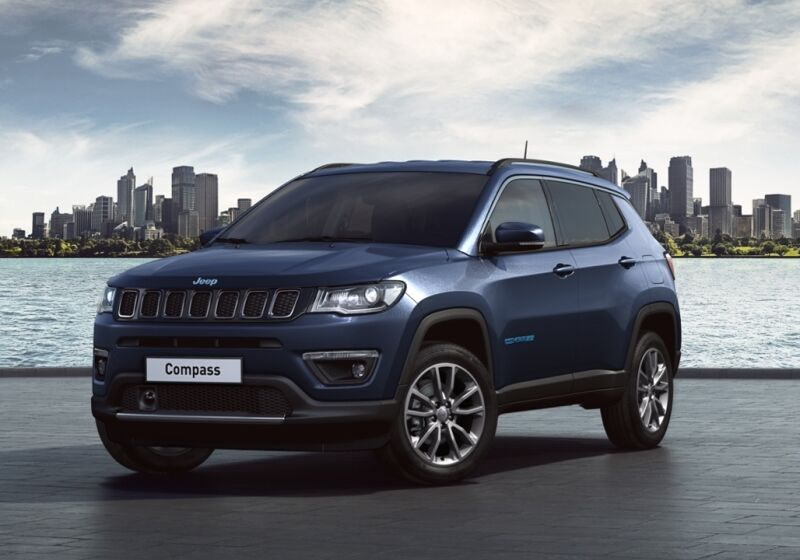 JEEP Compass 1.3 turbo t4 phev Limited 4xe at6 Blue Shade Da immatricolare RH0B9HR-a-v1