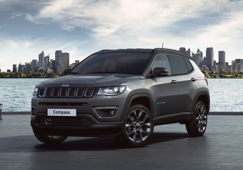 JEEP Compass 1.3 turbo t4 phev S 4xe at6 Granite Crystal Km 0 290CB92-a-v1