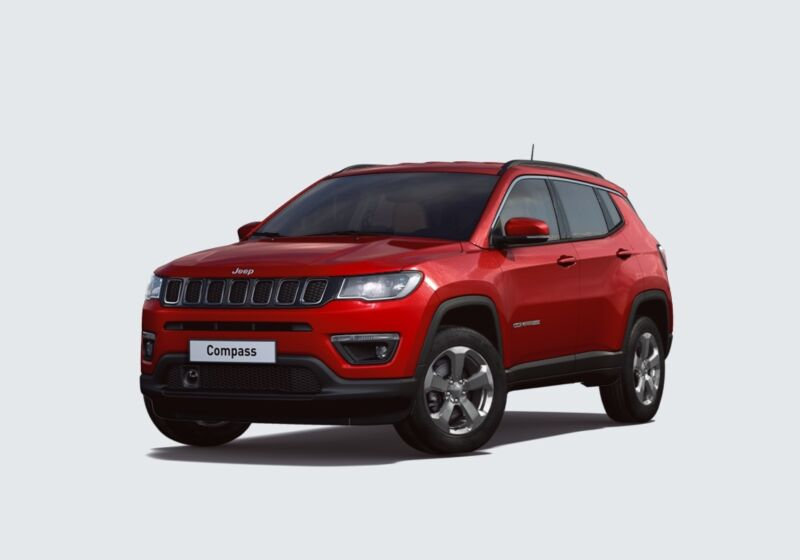 JEEP Compass 1.4 MultiAir 2WD Business Redline Km 0 YD0BNDY-45026_esterno_lato_1
