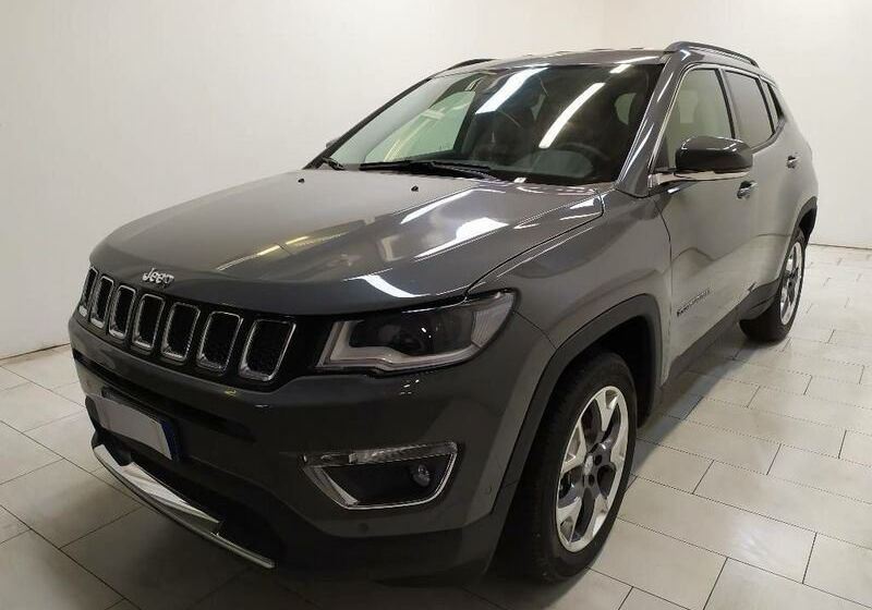 JEEP Compass 1.4 MultiAir 2WD Limited Sting Gray Km 0 AB0BXBA-a