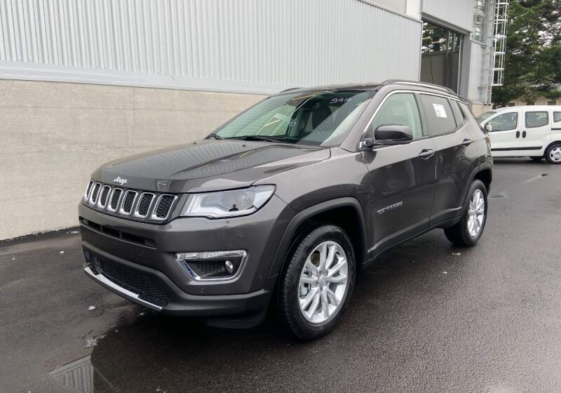 JEEP Compass 1.6 Multijet 2WD Limited Granite Crystal Km 0 A80BS8A-a