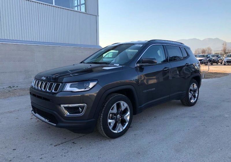 JEEP Compass 1.6 Multijet II 2WD Limited Granite Crystal Km 0 U80BD8U-FZ680BT-01