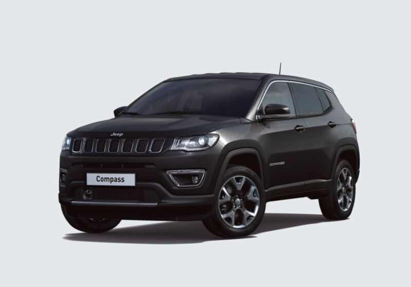 JEEP Compass 1.6 Multijet II 2WD Limited Diamond Black Km 0 UV0BMVU-49017_esterno_lato_1