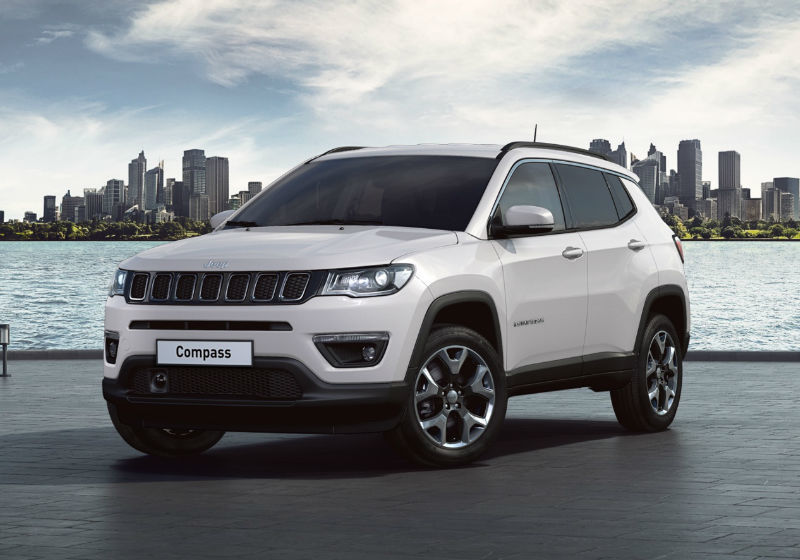 JEEP Compass 1.6 Multijet II 2WD Limited White Km 0 T20BB2T-a