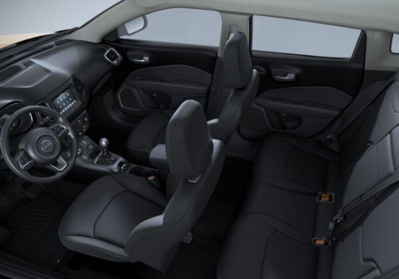 JEEP Compass 1.6 Multijet II 2WD Longitude Olive Green Km 0 GN0BANG-33320_interno_lato_8