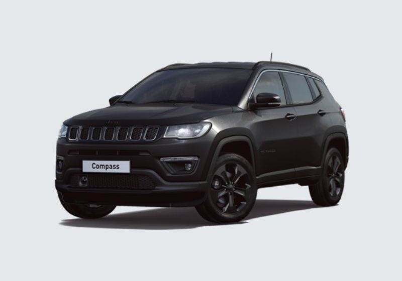 JEEP Compass 1.6 Multijet II 2WD Night Eagle Diamond Black Km 0 C50B25C-36258_esterno_lato_1
