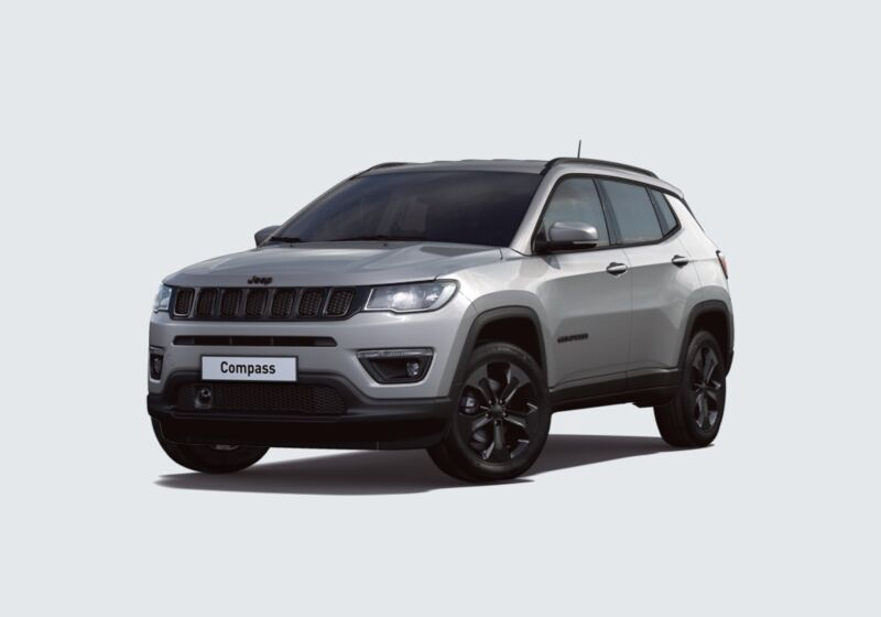 JEEP Compass 2.0 Multijet II 4WD Night Eagle Billet Silver Km 0 YP0BNPY-50782_esterno_lato_1
