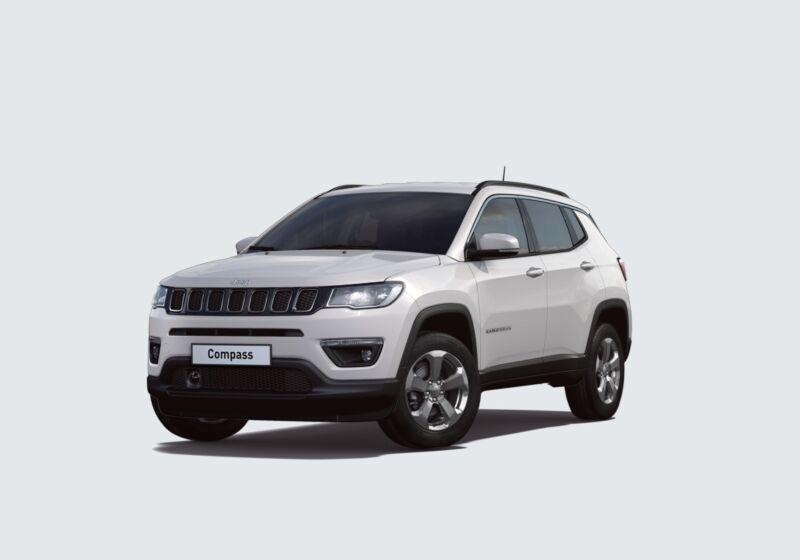 JEEP Compass 2.0 Multijet II aut. 4WD Longitude White Km 0 YN0BSNY-55870_esterno_lato_1