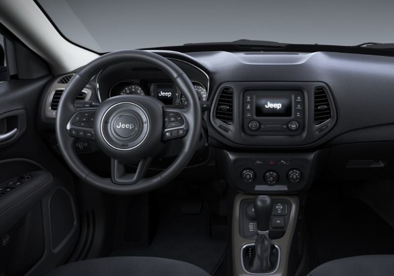 JEEP Compass 2.0 Multijet II aut. 4WD Longitude Diamond Black Km 0 06J68-5