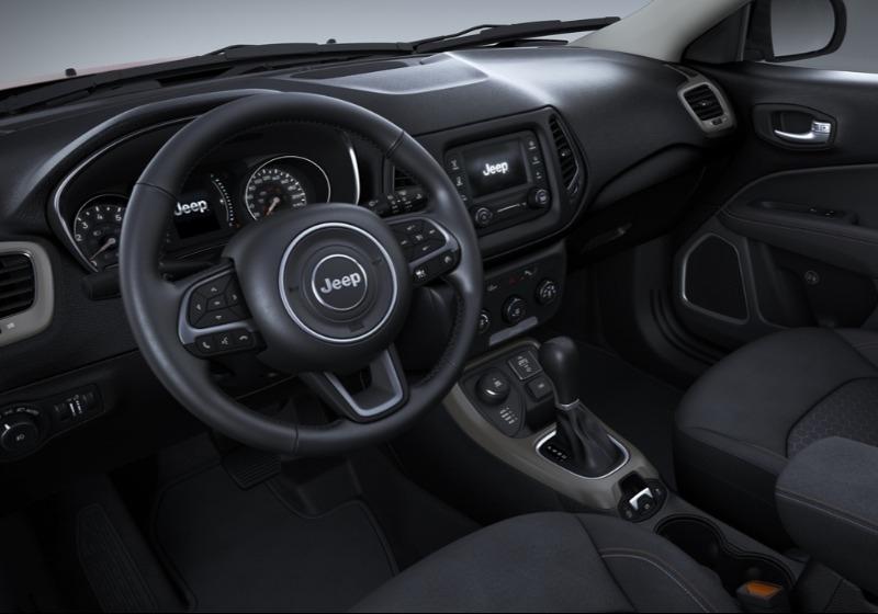 JEEP Compass 2.0 Multijet II aut. 4WD Longitude Diamond Black Km 0 06J68-6