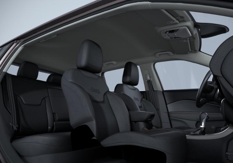 JEEP Compass 2.0 Multijet II aut. 4WD Longitude Diamond Black Km 0 06J68-7