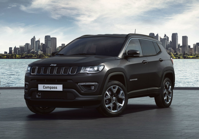 JEEP Compass 1.6 Multijet II 2WD Limited Diamond Black Km 0 LEI9E-a