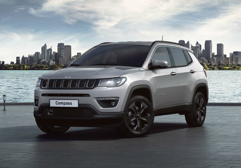 JEEP Compass 1.4 MultiAir 2WD Night Eagle Billet Silver Km 0 WKBVD-1